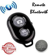 Remote chụp hình từ xa Bluetooth (Đen)
