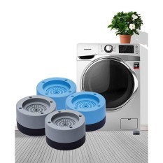 [LOẠI I ] 4 Chân Cao Su Chống Rung, Chống ồn Cho Máy giặt