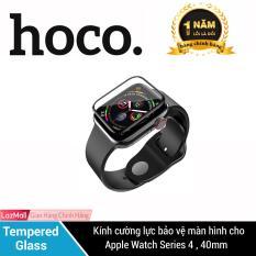 Tấm dán kính bảo vệ màn hình Apple Watch Series 4 40mm