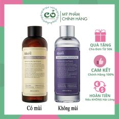 Nước Hoa Hồng Klair Dành Cho Da Nhạy Cảm Dear, Klairs Supple Preparation Unscented / Facial Toner 180ml
