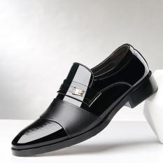 Giày Tây Nam Công Sở Màu Đen Thanh Lich AeShin – Q34