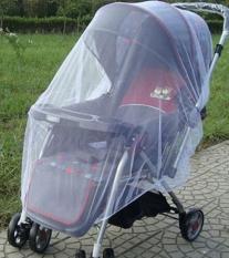Jettingbuy Xe Đẩy Em Bé Trẻ Sơ Sinh Dễ Thương Lưới Chống Muỗi Cho Xe Đẩy Xe Đẩy Lưới An Toàn