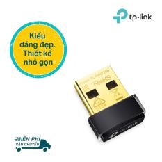 TP-Link USB kết nối Wi-Fi chuẩn N 150Mbps Siêu nhỏ gọn -TL-WN725N -Hãng phân phối chính thức