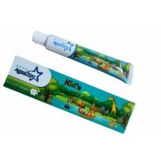 [Nhập NEWSELLERW4902 giảm 50% tối đa 20K] Kem đánh răng trẻ em aqustar 45g hương cam và dâu an toàn cho bé công nghệ Korea chất lượng đảm bảo an toàn đến sức khỏe người sử dụng cam kết hàng đúng mô tả