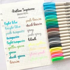 Bút đầu cọ ARTLINE SUPREME brush pen (EPFS-F) phần 2