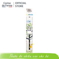 [Quà Tặng] Thước đo chiều cao hình ngộ nghĩnh cho bé cao cấp Corine de Farme