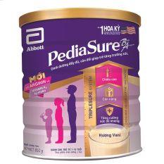 Sữa bột PediaSure hương vani 1kg6
