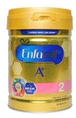 Sữa Bột Enfamil A+ 2 Brain DHA + với MFGM Pro 830g ( 6 -12 tháng)