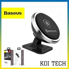 Đế hít điện thoại nam châm baseus sugent – nt0v oto xe hơi – Giá đỡ điện thoại oto chất lượng