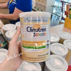 Sữa béo Clinutren Junior 400g hàng nội địa nga
