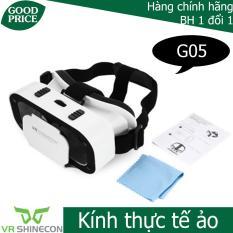 Kính 3D Vr Shinecon G05 – Kính thực tế ảo Vr Shinecon G05