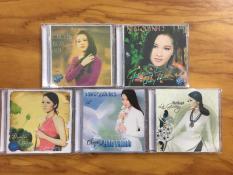 Bộ 5 đĩa nhạc CD Như Quỳnh chọn lọc
