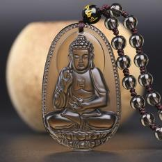 Dây chuyền A Di Đà Phật – Phật bản mệnh tuổi Tuất, Hơi- Vòng Cổ Phật – Chuỗi Hạt Phật