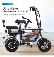xe đạp điện cho học sinh (BÁN TRẢ GÓP ) TẠI HCM – XE Adiman – xe đạp điện mini xe đạp điện mini – xe đạp điện- xe điện – xe điện người lớn – xe điện gấp gọn – xe điện hotgril – xe điện ngọc trinh