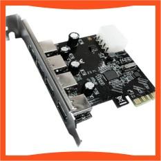 [Loại 1] Card máy tính chuyển PCI Express sang USB 4 cổng 3.0