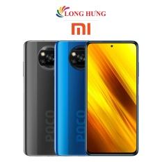 [Trả góp 0%] Điện thoại Xiaomi Poco X3 NFC (6GB/64GB) – Hàng chính hãng – Màn hình 6.67inch FHD+ bộ 4 Camera sau Pin 5160mAh Cảm biến vân tay tích hợp trên nút nguồn