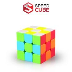 Rubik 3×3 Giá Rẻ QiYi Warrior S Stickerless, Rubic 3x3x3 Không Viền – Shop Speed Cube