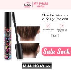 Chải tóc Mascara tạo kiểu tóc đẹp vuốt tóc con gọn vào nếp phụ kiện mini