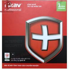 Phần Mềm Diệt Virus BKAV Pro Hàng Chính Hãng, Có Khả Năng Phát Hiện và Diệt Các Virus Một Cách Hoàn Hảo