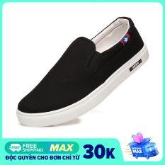 Giày Lười Vải Thoáng Khí Pettino LLTL03