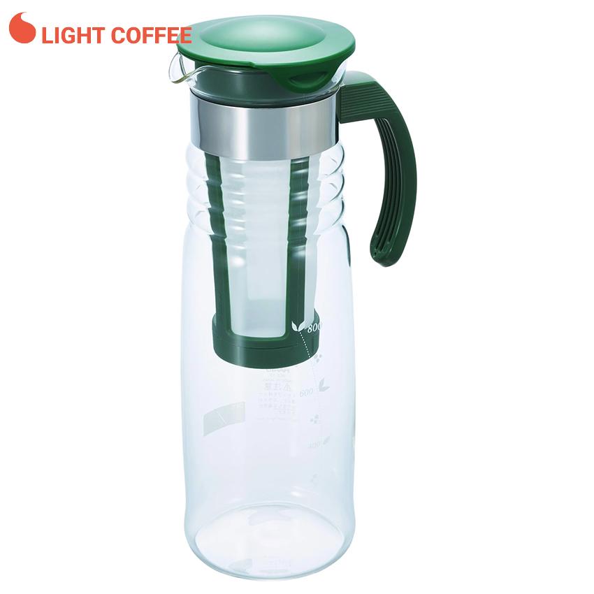 Bình pha trà cà phê Cold Brew Hario 1,2 Lít thủy tinh chịu nhiệt – LIGHT COFFEE