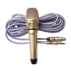 Micro có dây shure UR910 cho giọng hát hay