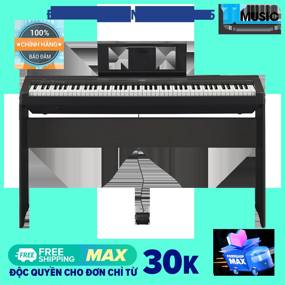 [Chính hãng] Đàn piano điện 88 phím Yamaha P45 – Digital piano Yamaha P-45 – Thiết kế nhỏ gọn, kết nối bluetooth tiện dụng, phù hợp với mọi không gian