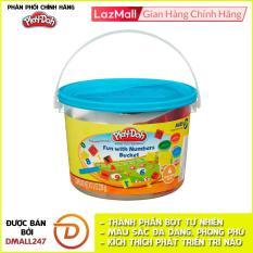Bộ bột nặn tạo hình thế giới sắc màu Play-Doh 23414