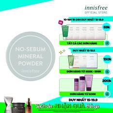 Phấn phủ kiềm dầu dạng bột khoáng innisfree No Sebum Mineral Powder 5g