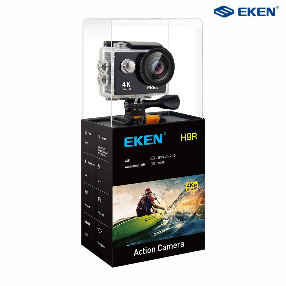 Camera Hành Trình Eken H9R version 7 - Tặng khóa học làm VIDEO chuyên nghiệp - Bảo Hành 12 tháng...