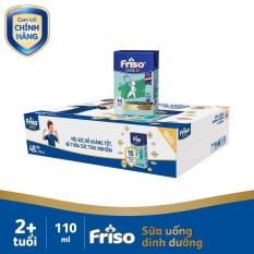Thùng 48 hộp sữa nước Friso Gold 110ml