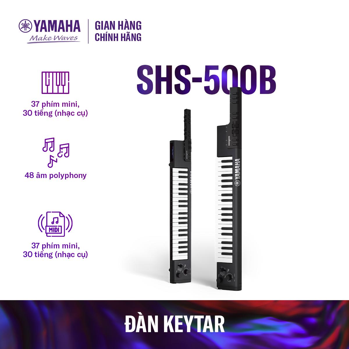 Đàn Keytar điện tử Yamaha SHS-500
