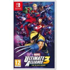 Đĩa Game Nintendo Switch – Marvel Ultimate Alliance 3: The Black Order