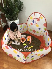 combo đồ chơi xúc cát hạt muồng cho bé mã LZ04