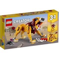 LEGO Creator Sư Tử Hoang Dã 31112