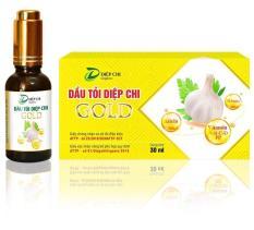 Tinh dầu tỏi Diệp Chi – Loại Gold – 30ml (Phúc Khang Online Shop)