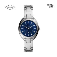 Đồng hồ nữ Fossil Gabby ES5087 dây thép không gỉ – màu bạc