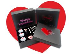 Hộp Quà Tặng Valentine Cho Golfer (Valentine Giftbox for Golfer) – 10 Tee – Titleist Trufeel Ball