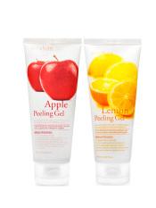 Gel Tẩy da chết cho mặt – chiết xuất hoa quả làm trắng da – Arrahan Whitening Peeling Gel hương táo 🍎