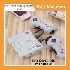 Cổ Điển Máy Chơi Game 8-Bit PS1 Mini Gia Đình 648 Trò Chơi Hành Động Người Đam Mê Hệ Thống Giải Trí Retro Trận Đánh Tay Đôi Tay Cầm Chơi Game