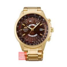 Đồng hồ nam Orient Multi Year FEU07003TX GOLD đường kính mặt 42mm, độ chịu nước 10ATM, trữ năng lượng 41 tiếng khi nạp đầy cót