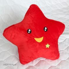 Gối tựa lưng trang trí ngôi sao