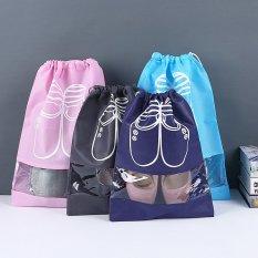 Túi Đựng Giày Dép Dây Rút Tiện Ích Tiện Dụng, Túi giày gọn gàng sạch sẽ size lớn