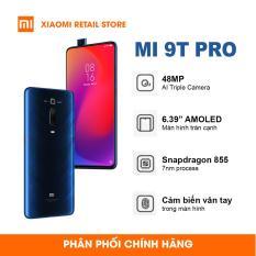 [ĐỘC QUYỀN LAZADA – Hàng chính hãng] Điện Thoại Xiaomi Mi 9T Pro (6GB/128GB) – Chip khủng Snapdragon 855 Chơi Game Siêu Mượt, camera 48 Megapixel AI sắc nét, Sạc nhanh siêu đẳng