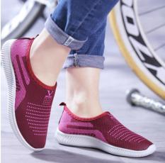 Giày Lười Phong Cách Hàn Quốc 2019 – Hk07 Thiết Kế Tinh Tế Kiểu Dáng Thời Trang Trẻ Trung Thoải Mái Vận Động (Nhiều Màu)