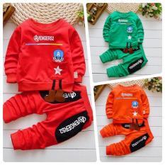 Bộ quần áo thu đông cho trẻ em từ 0-5 tuổi