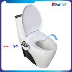 Vòi xịt vệ sinh hyundae bidet HB9200, nóng – lạnh, có kèm cả nắp hơi, hai vòi xịt rửa hậu môn và vệ sinh phụ nữ – tương thích với các loại bồn cầu sẵn có, bidet, bidets, bidet là gì, bidet sprayer, thiết bị phóng tắm Phạm Hoàng