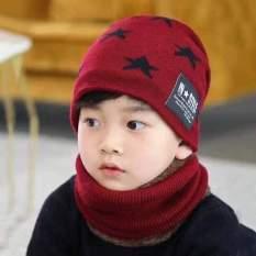 mũ len ngôi sao cho bé