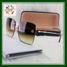 Kính mát nữ hàng cao cấp – Đủ hộp đựng kính và khăn lau kính