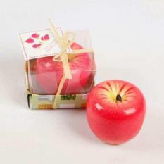 Sáp nến hình trái táo cực độc , LẠ